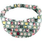 Headscarf headband- Baby size animals cube - PPMC