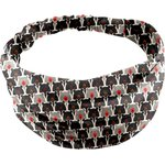 Headscarf headband- Baby size pop bear - PPMC