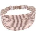 Headscarf headband- Baby size copper stripe - PPMC
