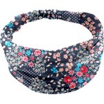 Headscarf headband- Baby size silvery rose - PPMC