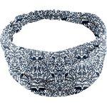 Headscarf headband- Baby size scandinave navy blue - PPMC