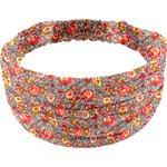 Turbantes para niña cuadrado de flores - PPMC