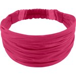 Headscarf headband- child size fuschia - PPMC