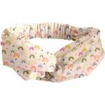 crossed headband rainbow - PPMC