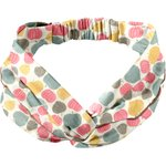 crossed headband summer sweetness - PPMC