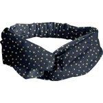 crossed headband etoile or marine  - PPMC