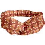 crossed headband géotigre - PPMC
