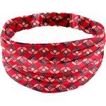 Headscarf headband- Adult size paprika petal - PPMC
