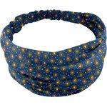 Headscarf headband- Baby size glittering heart - PPMC