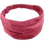 Headscarf headband- Baby size currant crocus - PPMC