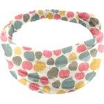 Headscarf headband- Baby size summer sweetness - PPMC