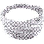 Headscarf headband- Baby size neon shards - PPMC
