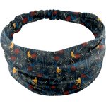 Headscarf headband- Baby size jungle party - PPMC