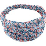 Headscarf headband- Baby size flowered london - PPMC