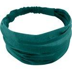 Headscarf headband- Baby size emerald green - PPMC