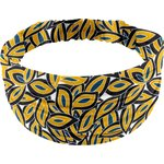Headscarf headband- child size 1000 leaves - PPMC