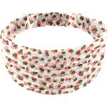 Headscarf headband- child size watercolor confetti - PPMC