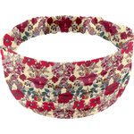 Headscarf headband- child size poppy - PPMC