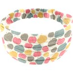 Headscarf headband- child size summer sweetness - PPMC