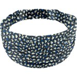 Headscarf headband- child size parts blue night - PPMC