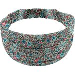 Headscarf headband- child size flower mentholated - PPMC