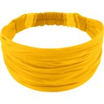 Headscarf headband- child size yellow ochre - PPMC
