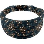 Headscarf headband- child size fireflies - PPMC