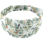 Headscarf headband- child size paradizoo mint - PPMC