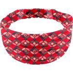 Headscarf headband- child size paprika petal - PPMC