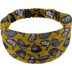 Headscarf headband- child size hen facet - PPMC