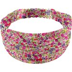 Headscarf headband- child size purple meadow - PPMC