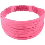 Headscarf headband- child size rose pailleté - PPMC