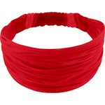 Headscarf headband- child size  red - PPMC