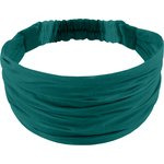 Headscarf headband- child size emerald green - PPMC