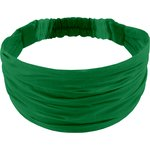 Headscarf headband- child size bright green - PPMC