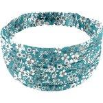 Headscarf headband- child size celadon violette - PPMC