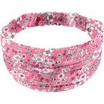 Headscarf headband- child size pink violette - PPMC