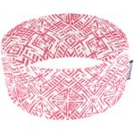 Stretch jersey headband  ethnique corail - PPMC