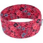 Turbantes elasticos fleuri corail - PPMC