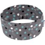 Turbantes elasticos pois gris vert - PPMC