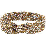 Wire headband retro cocoa pods - PPMC
