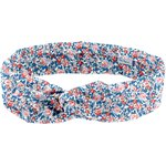 Wire headband retro flowered london - PPMC