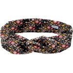 Wire headband retro ochre bird - PPMC