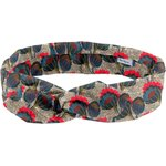 Wire headband retro royal poppy - PPMC