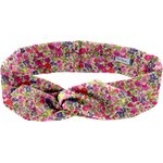 Wire headband retro purple meadow - PPMC