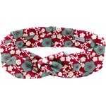 Wire headband retro ruby cherry tree - PPMC