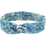 Wire headband retro blue forest - PPMC