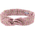 Wire headband retro pink jasmine - PPMC