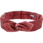 Wire headband retro ruby dragonfly - PPMC