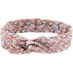 Wire headband retro carnations jeans - PPMC